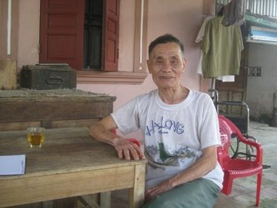 Người lính pháo binh Lê Xuân Năm vẫn đang miệt mài với công tác khuyến học