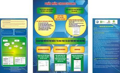 Phần mềm hỗ trợ quản lý và khai thác tài liệu trên web.