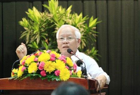 Chủ tịch UBND TP Lê Hoàng Quân đánh giá cao kết quả kinh tế xã hội của thành phố năm 2014