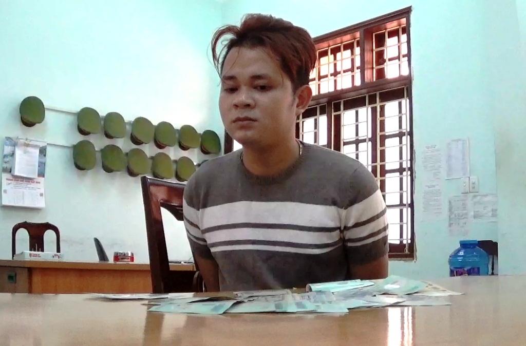Nguyễn Bá Tuấn tại cơ quan điều tra