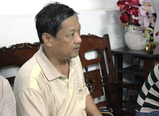 Ông Đào Đức Hùng (54 tuổi)