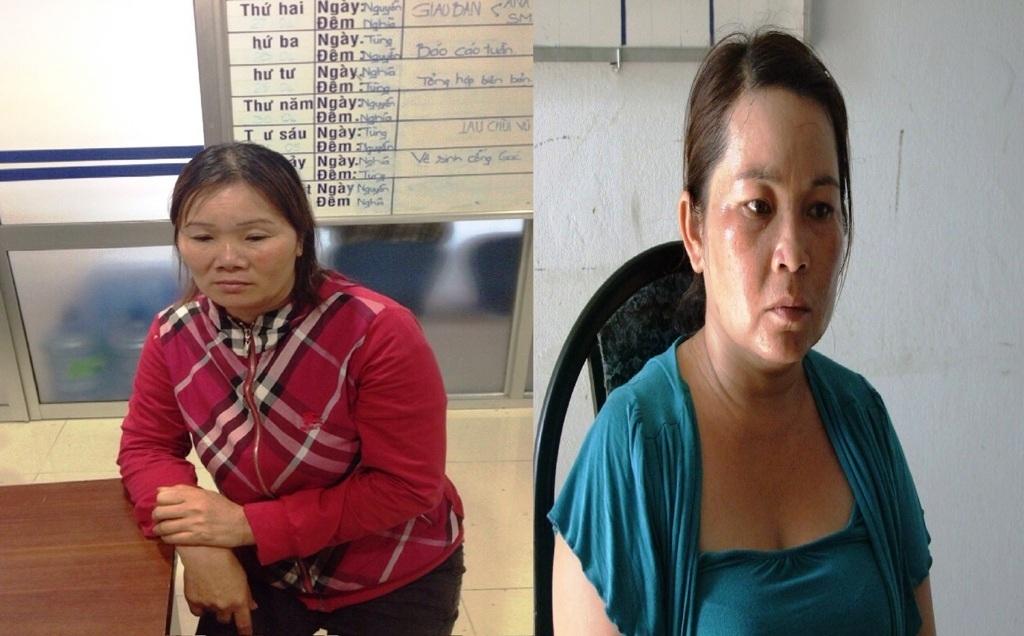 Đầu mối Lý Thị Mai và hệ thống chân rết Huỳnh Thị Thìn