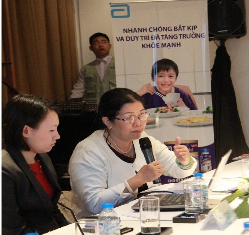 Giới thiệu nghiên cứu lâm sàng mới về dinh dưỡng cho trẻ em