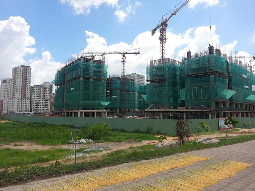 Quỹ căn hộ trên địa bàn khu Đông TPHCM