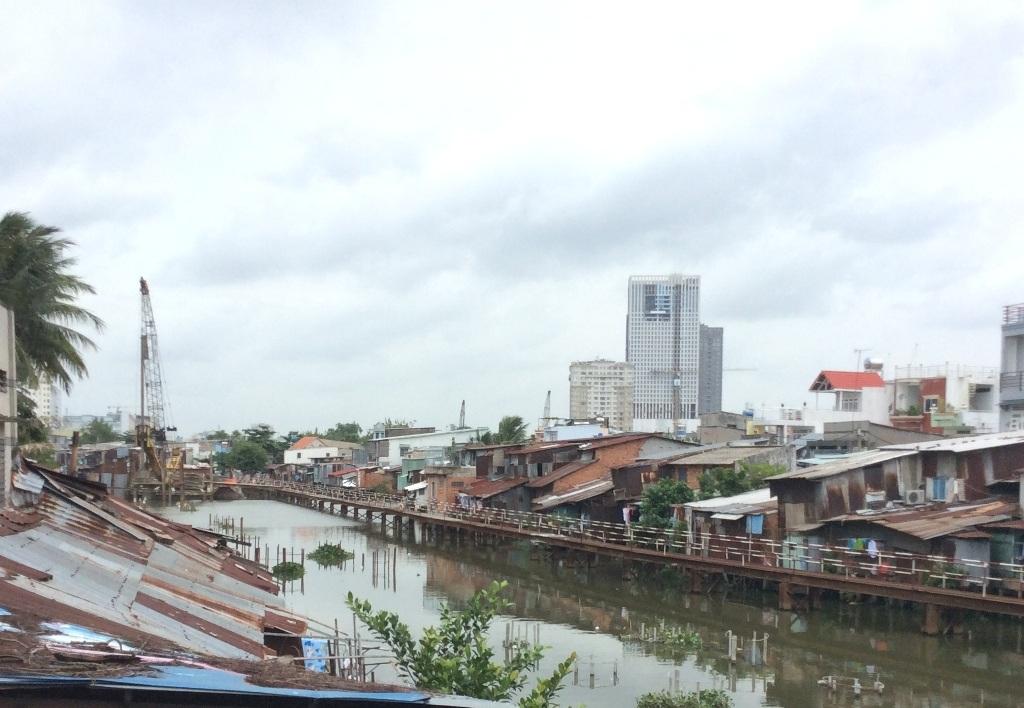Khơi dòng chảy kênh Văn Thánh, giải tỏa hơn 800 căn nhà