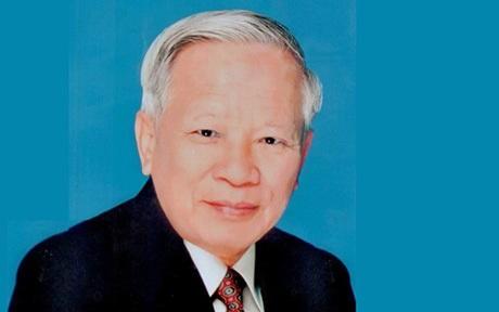 Nguyên Phó Thủ tướng Nguyễn Công Tạn