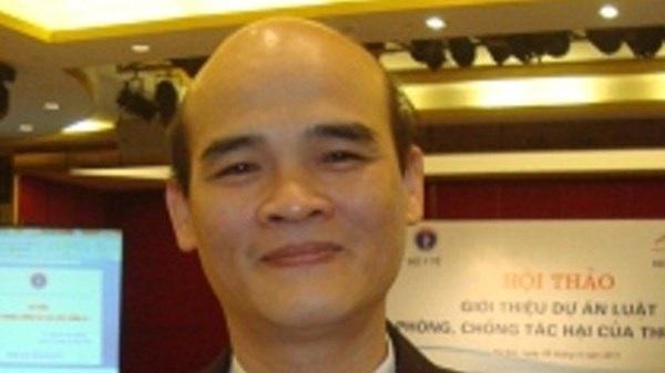 TS Nguyễn Huy Quang