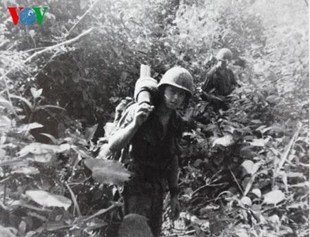 Paul Reed tại chiến trường Kon Tum
