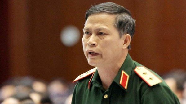 Nguyên Phó Chánh án Tòa án nhân dân Tối cao Trần Văn Độ. Ảnh: Hồng Vĩnh