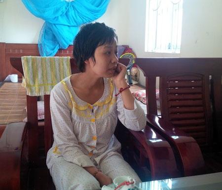 Chị Yên - người mẹ chấp nhận đánh đổi mạng sống để con được ra đời.