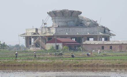 Công trình tượng Phật được huy động nguồn vốn xã hội hóa