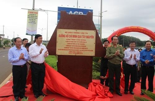 Đại tướng Trần Đại Quang phát biểu tại buổi lễ