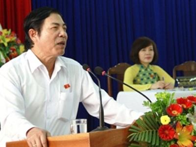 Ông Nguyễn Bá Thanh: Đà Nẵng không chấp nhận con số sai phạm hơn 3.400 tỷ đồng TTCP nêu.