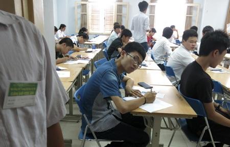 Trường Đại học Hà Nội có 750 thí sinh tham gia thi đợt 1 trong tổng số 1450 hồ sơ trên cả nước.