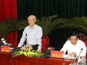 Tỉnh Bắc Ninh cần đi sớm một bước so với cả nước