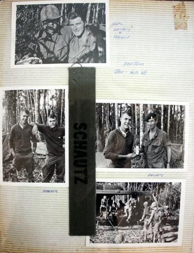 Những hình ảnh khi Fritz ở chiến trường Việt Nam