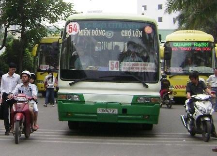 TPHCM: Buýt tăng chuyến phục vụ lễ quốc khánh - 1