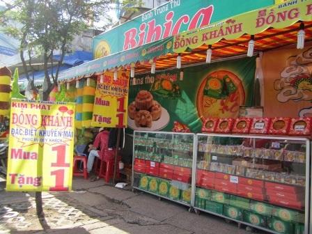 Cửa hàng trên đường Hồng Bàng , phường 14, quận 6