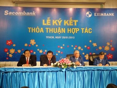Ngày 29/1, hai bên đã ký thỏa thuận hợp tác để làm bước đệm cho quá trình hợp nhất