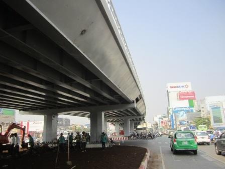 Cho 2 cây cầu mới hoàn thành đúng tiến độ