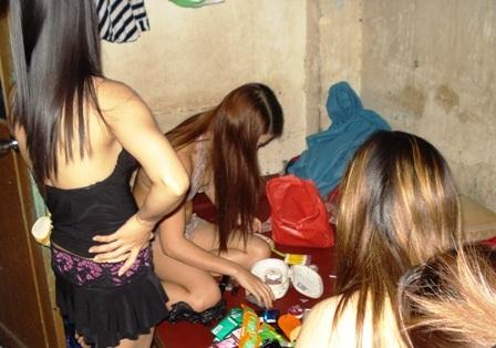 Cơ sở lưu trú luôn là địa bàn nhạy cảm, dễ phát sinh hoạt động mại dâm (ảnh minh họa: Trung Kiên)