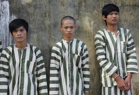Các thành viên nhóm trộm cướp ở huyện Tân Biên bị bắt giữ