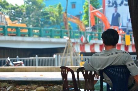 Cầu Bông như 1 cổ tích nổi tiếng của đất Sài Gòn