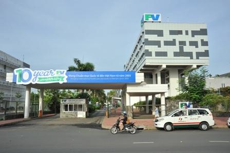 Cơ ngơi của bệnh viện FV sau 10 năm chính thức có mặt tại Việt Nam.