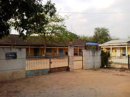 Một ngôi trường phải bỏ hoang để dành đất cho công viên