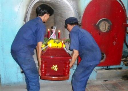 Hỏa táng là hình thức chôn cất văn minh, tiết kiệm (