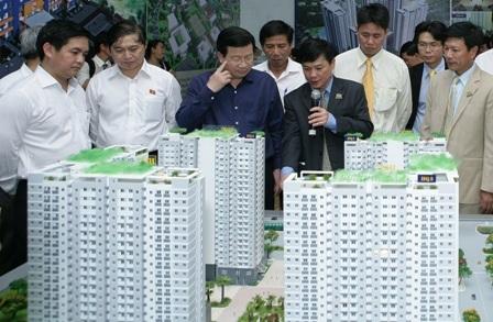 Theo các chuyên gia, thông tư 03 sẽ làm cách tính diện tích căn hộ được minh bạch hơn