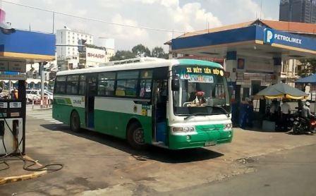 Ngày lễ Giỗ tổ Hùng Vương, 8 tuyến xe buýt trọng điểm sẽ tăng gần 200 chuyến