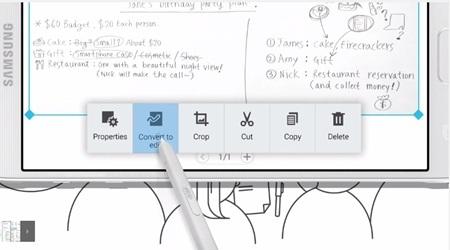 Máy sẽ tự chuyển đổi và cân chỉnh hình ảnh theo hướng trực diện cho người dùng dễ dàng xử lý
