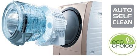 Auto Self Clean - Tự động vệ sinh lồng giặt