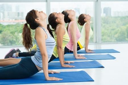 Tập Yoga tốt cho sức khỏe khớp