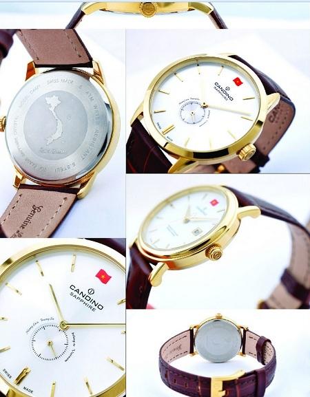 Chiêm ngưỡng đồng hồ phiên bản đặc biệt Hoàng Sa & Trường Sa