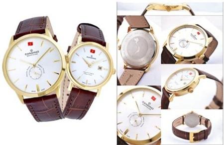 Hoàng Sa vàTrường Sa - phiên bản đồng hồ Thụy Sĩ đặc biệt.