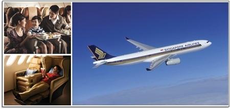 Máy bay thân rộng hiện đại A330 đang được hãng sử dụng cho đường bay Việt Nam kết nối đến Singapore