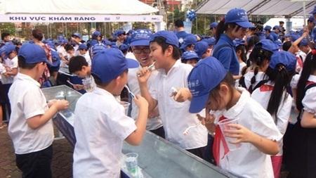 Nha học đường là điểm chú trọng của Ngày Sức Khỏe Răng Miệng Thế Giới