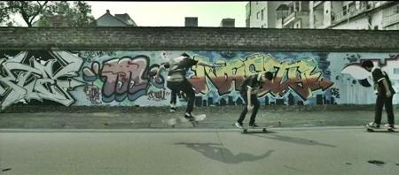 Những khoảnh khắc hết mình trên ván trượt của skaters Hà Nội