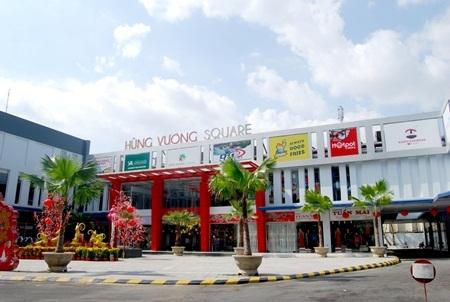 TTTM Hùng Vương Square mới khai trường đầu tháng 1 tại Quận 5