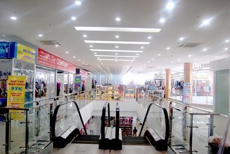 Khu vực Yeah1 Mall - Lầu 1 - Hùng Vương Square
