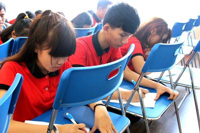 Nội dung một tuần trải nghiệm phương pháp Action English: