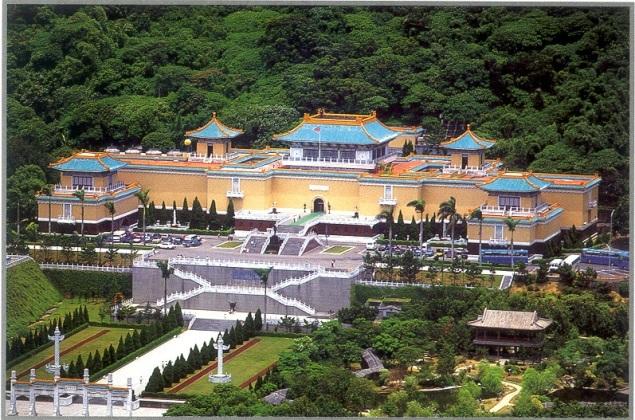 Bảo Tàng Hoàng cung.