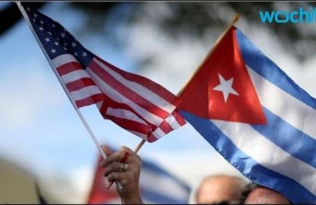 Dân Mỹ ủng hộ dữo bỏ cấm vận với Cuba. (Ảnh: