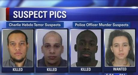 Còn 6 kẻ khủng bố Paris vẫn chưa bị bắt giữ