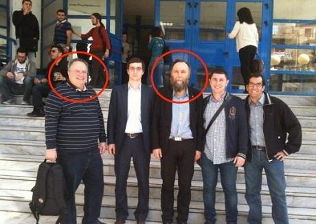 Tổng thống Venezuela Nicolás Maduro (phải) và Tổng thống Nga Putin (trái). (Ảnh: