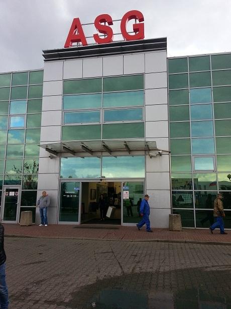 Trung tâm thương mại ASG (anh sẽ giàu)
