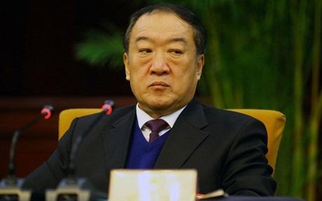Nguyên Phó chủ tịch Hội nghị chính trị hiệp thương nhân dân Trung Quốc Tô Vinh. (Ảnh: