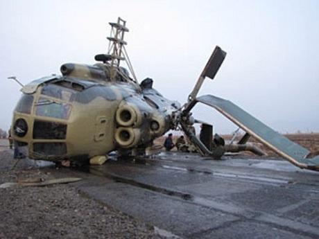 Máy bay quân sự Iran bị rơi làm 3 phi công thiệt mạng. (Ảnh: